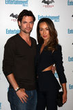 Maggie Q, Shane West Stock Image