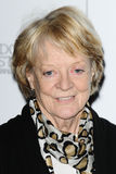 Dame Maggie Smith Stock Photo