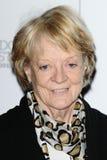 Dame Maggie Smith Stock Photo