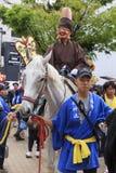 4 maggio 2017 Festival della via di Fukuoka Fotografie Stock Libere da Diritti