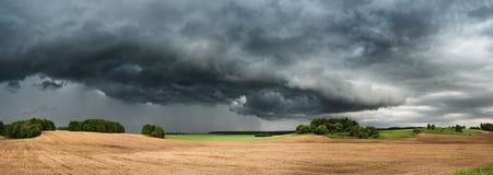 Maggio Thunderstrorm Fotografia Stock Libera da Diritti