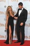 Maggiordomo di Gerard, Jennifer Aniston immagine stock libera da diritti
