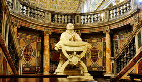 maggiore άγαλμα santa της Μαρίας Στοκ Εικόνες