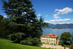 Maggiore del lago Imagen de archivo libre de regalías