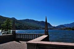 Maggiore Italia del lago Imágenes de archivo libres de regalías