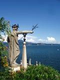 maggiore lago Италии isola bella Стоковое Изображение RF
