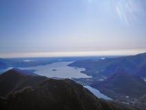 maggiore lago стоковое изображение rf