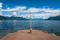 Maggiore Lake Royalty Free Stock Image