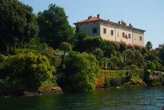 maggiore madre озера Италии isola Стоковая Фотография RF