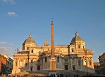 maggiore maria rome santa Arkivbild