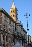maggiore santa της Μαρίας Ρώμη Στοκ φωτογραφία με δικαίωμα ελεύθερης χρήσης