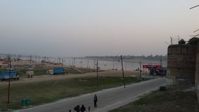 Magh Mela em Allahabad Foto de Stock Royalty Free