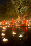 Magha Puja Day Stock Images