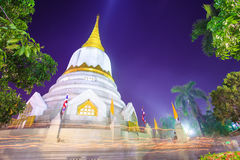 Magha Puja day. Is a Buddhism Traditional day Stock Photography