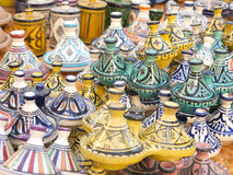 Maghreb ceramic Royalty Free Stock Photos