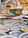Maghreb ceramic Stock Photo