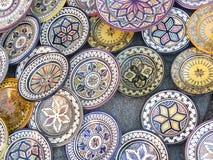 Maghreb ceramic Stock Image