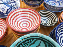 Maghreb ceramic Royalty Free Stock Image