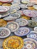 Maghreb ceramic Royalty Free Stock Photo