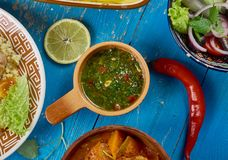 Maghreb Chermoula Royalty Free Stock Image