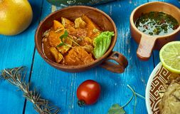 Maghreb Mahfe stew Royalty Free Stock Photography