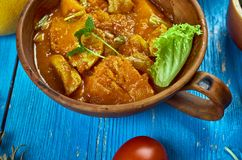 Maghreb Mahfe stew Stock Images
