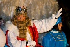 Magi bíblicos de Gaspar Imagens de Stock Royalty Free