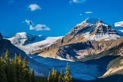 Magi parkerar Banff Arkivfoton