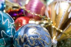 Magia 1 de la Navidad Imagen de archivo