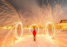 Magia! Fotografia Stock Libera da Diritti