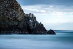 Magia costiera fotografie stock libere da diritti