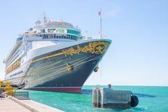 Magia de Disney del trazador de líneas de la travesía en Key West, la Florida fotografía de archivo