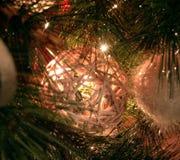 Magia de la Navidad Foto de archivo libre de regalías