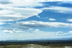 Magia de la nube del cielo Imágenes de archivo libres de regalías
