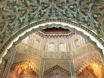 Magia del ` árabe s del arte y de Granada fotos de archivo