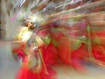 Magia del ballo Immagini Stock Libere da Diritti