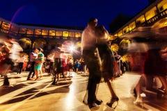 Magia del Tango 01 στοκ φωτογραφία με δικαίωμα ελεύθερης χρήσης