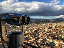 Magia di Firenze Italia fotografia stock libera da diritti