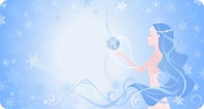 Magia di inverno Immagine Stock Libera da Diritti