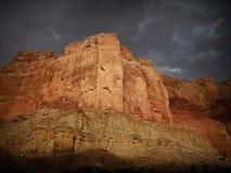 Magia di monsone Fotografia Stock