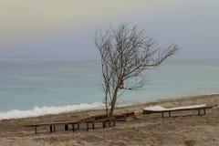 Magia en la playa Fotografía de archivo