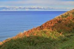 Magia krajobraz w Candas zdjęcie royalty free