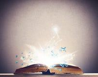magia księgowa obrazy stock