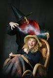magia księgowa Fotografia Stock