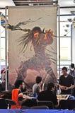 Magia: La reunión - Prix magnífico Turín 2012 Imágenes de archivo libres de regalías