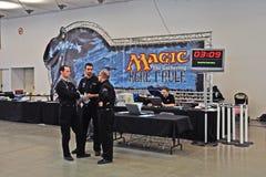 Magia: La reunión - Prix magnífico Turín 2012 Foto de archivo