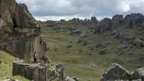 Magia Peru zdjęcie stock