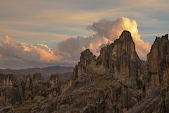 Magia Peru zdjęcie royalty free