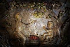 Magia ritual Imágenes de archivo libres de regalías