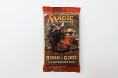 Magia zgromadzenie Urodzony bóg detonatoru paczka Obraz Stock